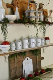 Christmas Kitchen Decorating Ideas by 207 Best Faded Charm Images On Pinterest Home Tours Christmas