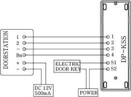 commax intercom 4 buttons audio door intercom panel dr 4um