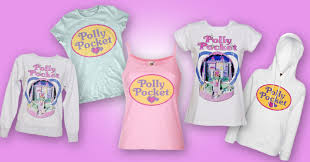 attention 90s kids polly pocket clothing collection