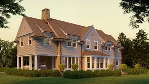 coastal home plans glen lake shingle style home plans by david neff architect