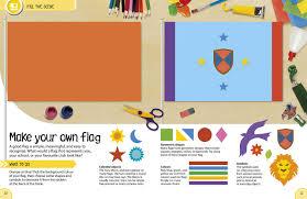 Flag It Stickers Sticker Activity Flags Amazon Co Uk Dk 9781409346944 Books