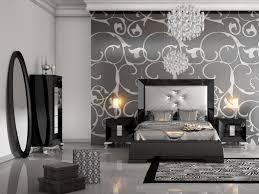 chambre a coucher noir et gris amazing chambre a coucher baroque 8 deco noel noir et argent