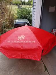 Budweiser Patio Umbrella Best 10 New And Used Patio Umbrellas For Sale In Sc