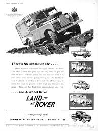 land rover vintage form follows function u2014 spacequest vintage land rover ad 1950s