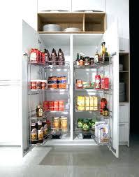 ranger placard cuisine amenagement meuble de cuisine rangement interieur meuble cuisine