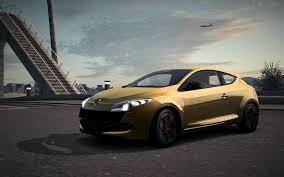renault yellow image carrelease renault mégane r s yellow 4 jpg nfs world