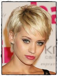 short hairstyles for thin hair and square face dhairstyles
