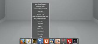 Awn Applets Autohide Added To Dockbarx V0 45 Web Upd8 Ubuntu Linux Blog