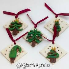 324 best polymer clay holidays images on cold