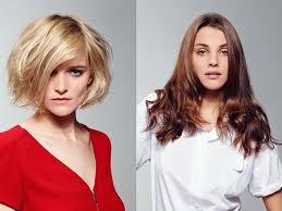 comment choisir sa coupe de cheveux femme quelle coupe de cheveux selon mon visage femme actuelle