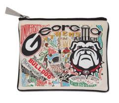 Georgia travel pouch images Georgia woven pouch properly mine a monogrammery jpg