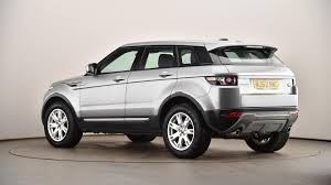 land rover suv sport used land rover range rover evoque 2 2 sd4 pure 5dr auto tech