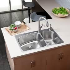 Elkay Stainless Steel Kitchen Amusing Elkay Kitchen Sinks Home - Slimline kitchen sink