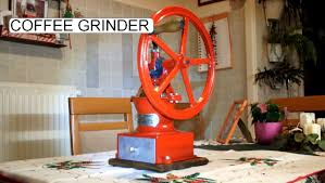 Enterprise Coffee Grinder Renewed Vintage Coffee Grinder Test Youtube
