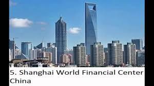 top 10 tallest buildings in asia burj khalifa dubai shanghai tower