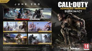 Cod 3 Map Pack Call Of Duty Advanced Warfare Out Now