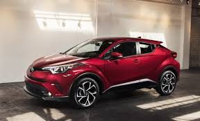 small toyota suv why toyota has high expectations for the all 2018 c hr suv