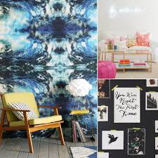 Wallpaper For Renters Wall Decor Ideas For Renters Popsugar Home