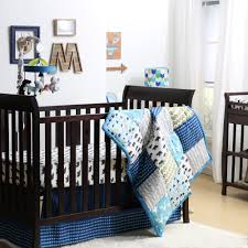 woodland dreams 4 piece crib bedding set