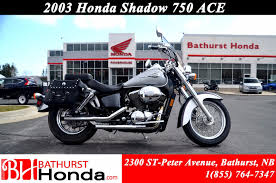 used 2003 honda shadow ace saddle bags in bathurst used