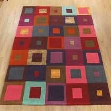Www Modern Rugs Co Uk Scion Lohko 25800 Poppy Rugs Modern Rugs R F S New Flat