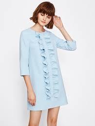 blue dresses cheap women u0027s vintage dresses online shein com