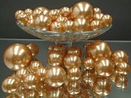 pearl vase fillers 80 faux pearl vase filler plastic beads for wedding decor