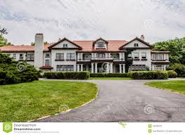 country mansion the longview estate mansion stock photo image 43548064