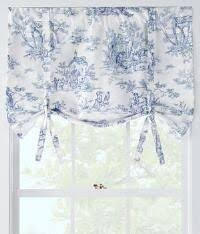 Pictures Of Kitchen Curtains by Love French Country Blues Yellows And White Especially In The