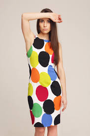 dress colorful dress womens dress summer dress