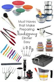 must items to make thanksgiving dinner it is a keeper