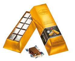 goldkenn fine swiss chocolate dark chocolate gold bar 10 58oz