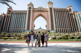 real housewives of beverly hills dubai hotel atlantis the palm