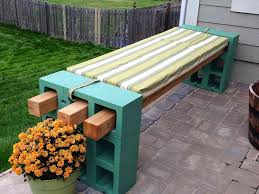 Diy Patio Furniture Plans Inspirational Diy Cinder Block Outdoor Furniture And Plans
