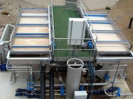 wpl dissolved air flotation system daf industrial wastewater