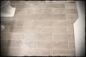 lovely natural stone bathroom floor tiles for classic home