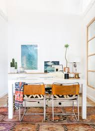 interiors home 8 design experts share how to get the mid century look in a small