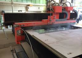 Jet Woodworking Machines Ireland by Used Waterjet Cutting Machines For Sale Exapro