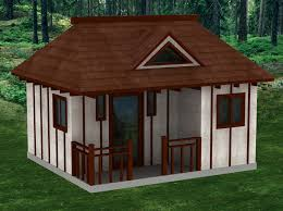 Cabin Design Ideas Tiny House Design Ideas For One Story House Design Front Size 6