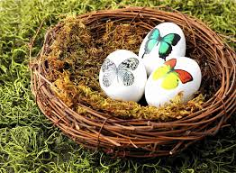 Easter Egg Decorations Forget The Messy Dyes 7 Unique Ways To Decorate Your Easter Eggs