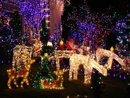 Guide To Connecticut S Holiday Light Displays 2012 Cbs Connecticut