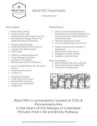 Eastern Accents Trimming Standard Features U2014 West Mill