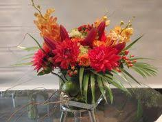 anthuriums gerberas rosemary while at garden party flowers