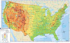 map us landforms remix of major us landforms thinglink