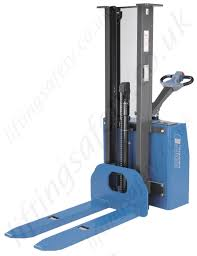 pfaff pedestrian electric drive stackers manual travel electric