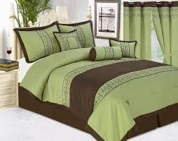 sage green king comforter sets green bedding sets to sleep