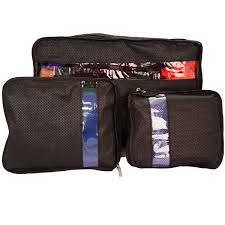 Job Description Of A Warehouse Packer Set Of 3 Suitcase Organiser Bag Packers Tidy Case Luggage Packing