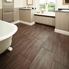 wooden bathroom floor tiles using white bathroom vanity with sink