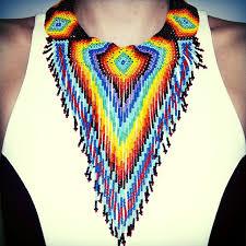 the bolder the better ethnic chunky beaded jewellery boho