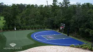 Build A Basketball Court In Backyard Cost To Build Tennis Court In Backyard Outdoor Goods